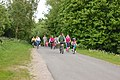 Draycote Water cycling party - geograph.org.uk - 1297474.jpg