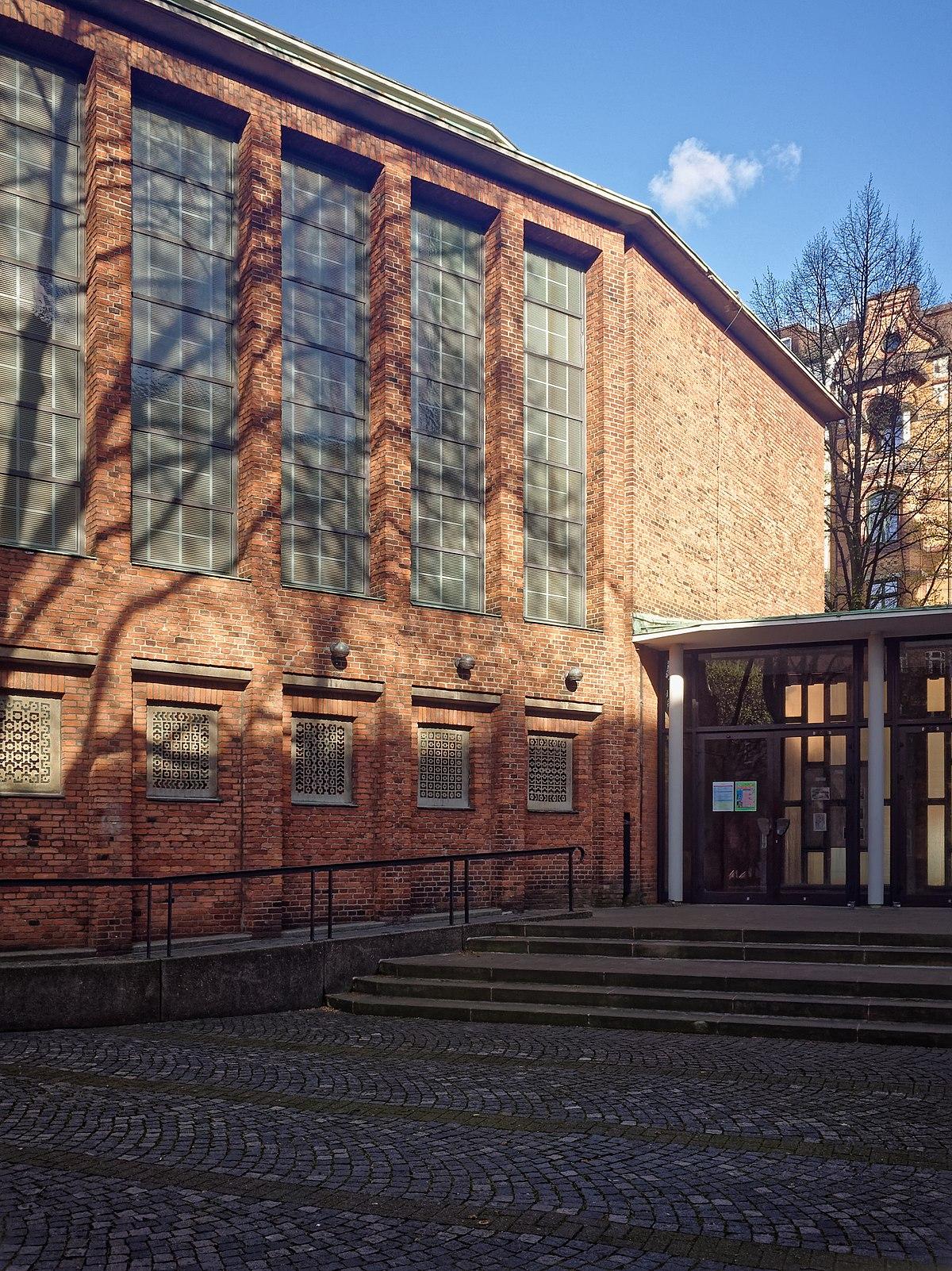 St Georg Kirche Hamburg