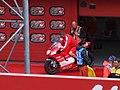 Ducati Marlboro Team garage 2006 Mugello 2.jpg