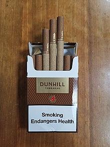 Dunhill (cigarette) - Wikipedia