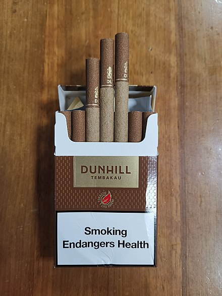 Dunhill cigarettes brands tobacco online purchase