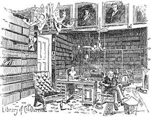 Reuben T. Durrett - Image: Durrett personal library (1895)