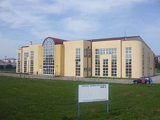 Jug Sport Hall - Image: Dvorana Jug 2
