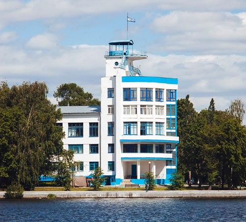 Dynamo station
