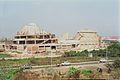 Dynamotion Hall With Space Odyssey Under Construction - Science City - Calcutta 1996-02-21 1003.JPG