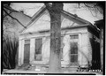 EAST ELEVATION (FRONT) - Old Law Office, Main Street, Eutaw, Greene County, AL HABS ALA,32-EUTA,13-1.tif