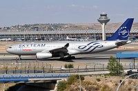EC-LNH - A332 - Gowair Vaction Airlines