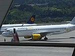 EC-LZZ, A320 of Vueling, Bilbao Airport (01).jpg