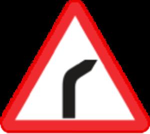 Road signs in Estonia - Image: EE traffic sign 141