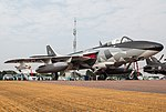 EGVA - Hawker Hunter F58 - ZZ191 (41623202640).jpg
