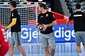 EHF EURO 2018 (rakomet) Trening na Makedonija 12.01.2018-9490 (38750177585).jpg