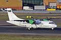 EI-EHH 2 ATR.42-300 Aer Lingus Regional(Aer Arann) BHX 25FEB14 (12781260113).jpg