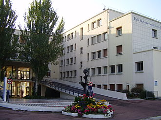 École normale supérieure Paris-Saclay - ENS Paris-Saclay, d'Alembert building
