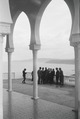 ETH-BIB-Gruppe auf Terrasse bei Oran-Nordafrikaflug 1932-LBS MH02-13-0119.tif
