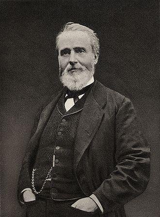 Paul-Armand Challemel-Lacour - Image: ETH BIB Paul Armand Challemel Lacour (1827 1896), Professor am eidg. Polytechnikum 1856 1859 Portrait Portr 05548.tif (cropped)