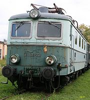 EU05-22 locomotive