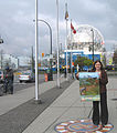 Earth Day Poster at Vancouver's Science World.jpg