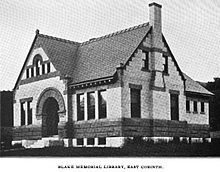 EastCorinth Library ca1901 Vermont.jpg