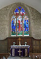 East end of St Cuthbert's Church, Holme Lacy.jpg