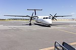 Eastern Australia Airlines (VH-SCE) de Havilland Canada DHC-8-315Q at Wagga Wagga Airport (1).jpg