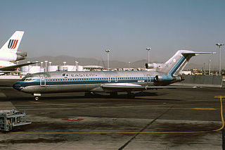 Eastern Air Lines Flight 980 1985 aviation accident