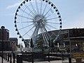 Echo Arena, Jury's Inn and Big Wheel Liverpool - panoramio.jpg