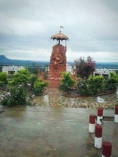 Robertsganj City in Uttar Pradesh, India