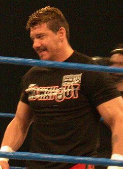 Guerrero at a SmackDown! taping in Tacoma, Washington on February 10, 2004
