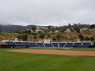 Pepperdine Waves - Image: Eddy D. Field Stadium (Pepperdine)