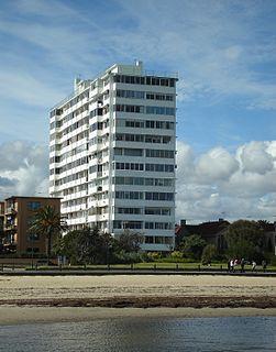 Edgewater Towers