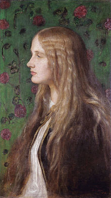 Edith Villiers, later Countess of Lytton by George Frederic Watts.jpg