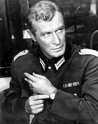 Edward Mulhare - Mulhare in Von Ryan's Express