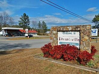 Edwardsville, Alabama - Image: Edwardsville, Alabama