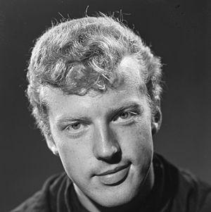 André van Duin - André van Duin in 1969