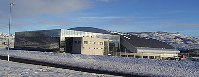 How to get to Egilshöll with public transit - About the place