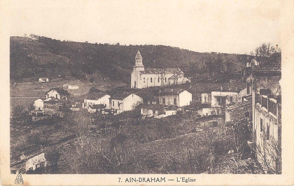 Eglise Ain Draham