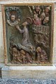 Ehemalige Johanniterordenskirche St. Leonhard Regensburg St.-Leonhards-Gasse 1 D-3-62-000-1027 22 Antependium des Passionsaltars mit Ölbergrelief.jpg
