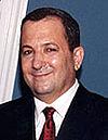 Ehud Barak Face