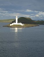 File:Eilean Musdile, Lismore - The Lighthouse - geograph.org.uk - 269616.jpg