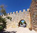 Eingang zur Burg (Alanya 2013-10) - panoramio.jpg