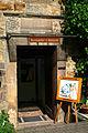 Eingangsportal zur Alten Wassermühle von Schloss Hämelschenburg Atelier der Malerin Bernadeta Klüter.jpg