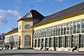 Eisenstadt, Schloss Esterhazy, Orangerie im Schlosspark (24915960477).jpg