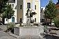 Eisenstadt - Marienbrunnen, Joseph Haydn-Gasse.JPG