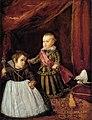El príncipe Baltasar Carlos con un enano, by Diego Velázquez.jpg