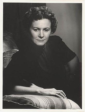Eleanor Dark - An undated photograph of Dark