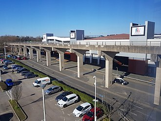 Elevated busway at Runcorn Shopping City Elevated busway at Runcorn Shopping City.jpg