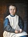 Elise Kaiser, Öl auf Leinwand, um 1852, Maler unbekannt - Stadtumuseum Rapperswil 2015-11-07 15-49-06.JPG