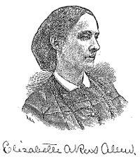 Elizabeth Akers Allen with signature.jpg