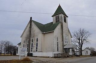 Elizaville, Indiana Unincorporated community in Indiana, United States