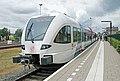 Ellen ten Damme trein Winterswijk (9152617922).jpg